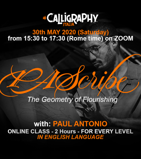 THE GEOMETRY OF FLOURISHING – Online Class With Paul Antonio